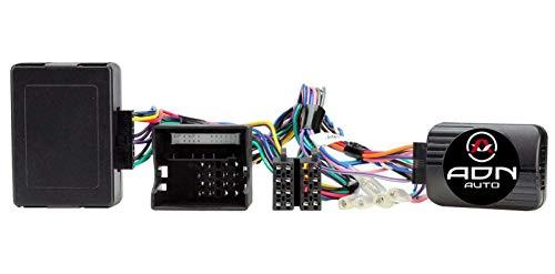 Interface Commande au volant AD6JVC compatible avec Audi A3 A4 TT A6 Ampli ap01