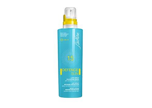 BioNike Defence Sun Latte Spray Protezione Media (SPF 15) - 200 ml.
