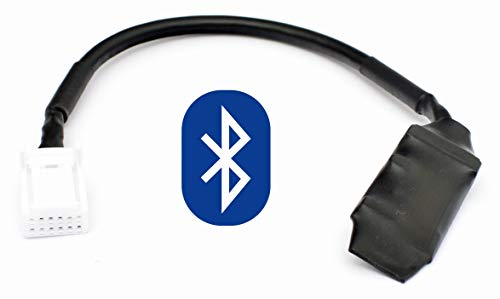 Bluetooth Audio Adapter 6+6 für Toyota Auris, Avensis T25 T27, Corolla, Hilux, Prius, RAV4, Yaris XP9, Land Cruiser J12/20 - - - - Lexus is 250 300, is-F, GS, RX, LS 350 430