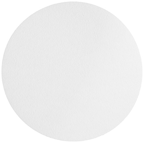 Whatman 1004-047 Quantitative Filter Paper Circles, 20-25 Micron, 3.7 s/100mL/sq inch Flow Rate, Grade 4, 47mm Diameter (Pack of 100)