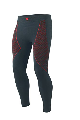 Dainese D-Core Thermo Pant LL functioneel ondergoed M Zwart/Rood