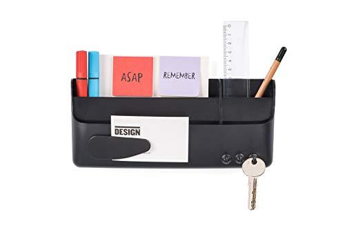 Bi-Office SM010101 Bi-Office magnetische Smart Box ,Schwarz