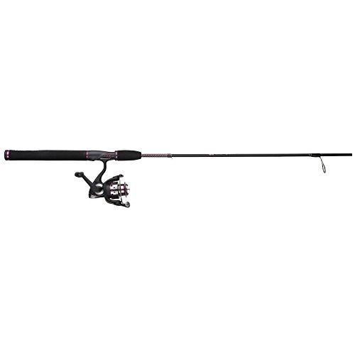 Shakespeare USLDSP602M/30CBO Women's Ugly Stik GX2 2-Piece Fishing Rod and Spinning Reel Combo, 6 Feet, Medium Power