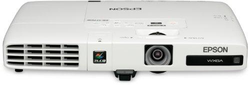 Preisvergleich Produktbild EPSON EB-1776W 3LCD WXGA Ultramobile Projektor 1280x800 16:10 3000 Lumen 2000:1 Kontrast 1W Lautsprecher