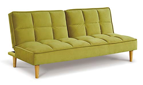 Visco Therapy Manhattan 3 Seater Sofa Bed