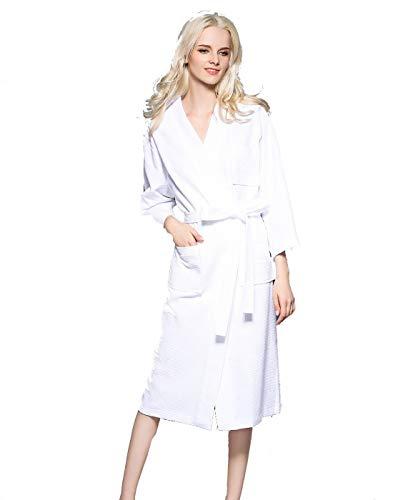 Crystallly De pyjama vrouwen lingerie jurk zijden pyjama kant princess dress losse eenvoudige stijl Thin Short Sleeve EIS zijde M Ah rood Home Mode comfortabele pyjama