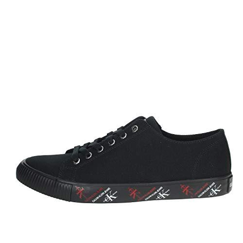 Calvin Klein Jeans B4S0668 Sneakers Hombre Negro 43
