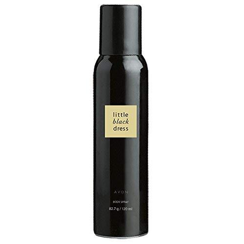 Avon New Little Black Dress Body Spray, 120ml