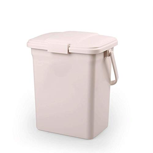 Keuken Bins Geïmporteerde Gesealde Odor-resistente Prullenbak Huishoudelijke Badkamer Overdekte Opslag Emmer Baby Luier Emmer Zolang