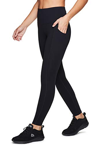 commercial Women's RBX Active High Waist, Full Waist, Full Length Sports Leggings with Yoga Pockets … rbx best