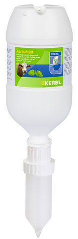 Kerbl - Euterpflegemittel KerbaMINT 2500 ml Spenderflasche - 15264