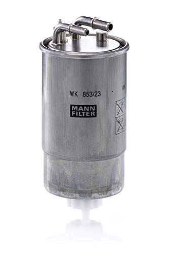 MANN-FILTER WK 853/23 Filtro de Combustible, para automóviles