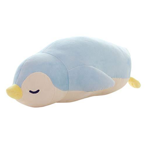 NEVRTP Plüschtier Siegel/Eisbär/Pinguin/Krabbe/Dinosaurier Plüschtier Geschenk für Kinder/Erwachsene, Tierspielzeug, Plüschtier liegendes Plüschtier Spielzeug