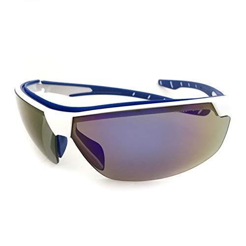 Óculos SOL Proteção ESPORTIVO STEELFLEX NEON AZUL ESPELHADO Esportivo AIRSOFT Teste Balístico Paintball Resistente A Impacto Ciclismo VOLEY FUTVOLEY ESPORTES DE AVENTURA