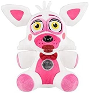 NEWONEHOPE Five Nights At Freddy's: Sister Location-Funtime Foxy Collectible Plush 8-Inch