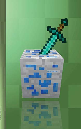 Funcraft - Das beste inoffizielle Notizbuch (liniert) für Minecraft Fans: Motiv Notizbuch (liniert), Notebook, Einschreibbuch, Tagebuch, Kritzelbuch ... Schüler, Bestseller, Buch zum Spiel