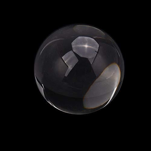 CROSYO 1 UNID Original HBL 40mm K9 Bola de Cristal de Cristal for fotografías Soporte de Bola de época for la Esfera Decoración de la fotografía Home Decorative Ball (Color : Claro, tamaño : 40mm)