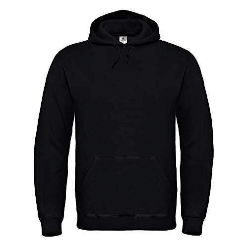 B&C - Hooded Sweatshirt XL,Black