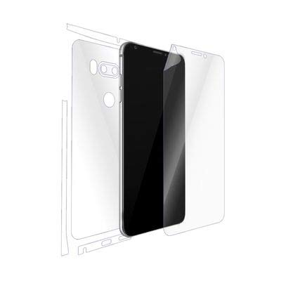 snooky full body front and back full 360 protection tpu soft film screen guard for lg v30
