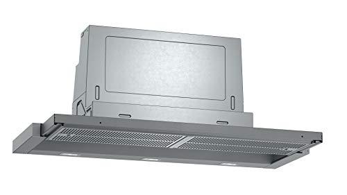Neff Campana extractora empotrable D49ED52X1 N50, 90 cm, salida de aire o recirculación, clase de eficiencia energética A, color plateado