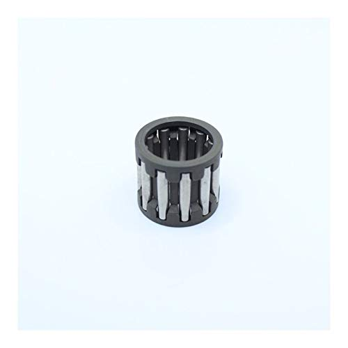 JUN-STORE CMM-zWie K162220 Radial-Nadellager Kränzen (4 Stück) KT KZK KBK K16X22X20 Pleuel Kurbelwellenlagerzapfen 49243/16