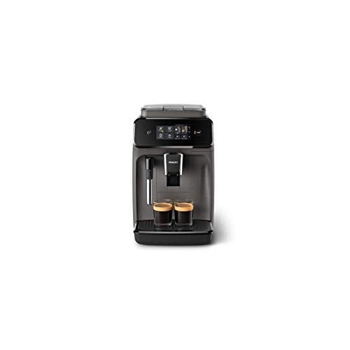 PHILIPS EP1010_00 Automatische Espressomaschine - Getreidem�hle - Milchaufsch�umer - Touchscreen - Kaschmirgrau