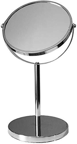 LHY- Maquillage Miroir Double Face Maquillage Bureau Miroir Miroir Beauté Pore Loupe Enfants La Mode
