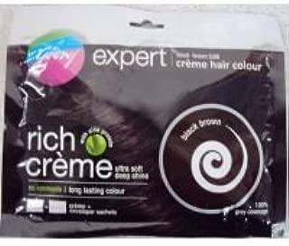 Godrej Expert Rich Cream Kit Black Brown 20G (Pack of 5)
