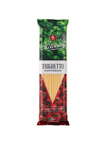La Molisana, Trighetto Pasta Lunga, SOLO Grano Italiano - 500g