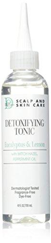 Design Essential Skin and Scalp Detox Tonic