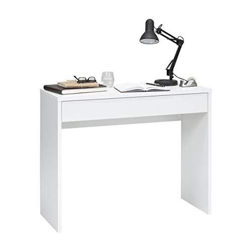 RASANTI Checker 1 Konsole/Schreibtisch von FMD Weiß