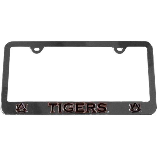 NCAA Auburn Tigers Steel Tag Frame