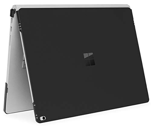 mCover Hard Shell Case for 15-inch Microsoft Surface Book 2/3 Computer (Black)