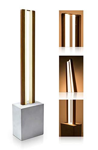 LED Universum Urbane Damon Lampe de table LED Blanc chaud 3000 K