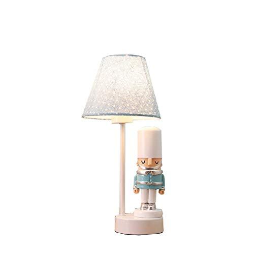 Lámpara de mesa Led Lámpara de mesa moderna y creativa Estudio de oficina Dormitorio Regulable Lámpara de sobremesa simple Lámpara de mesa de estudiante Lámpara de noche Luz de Nocturna oficinas