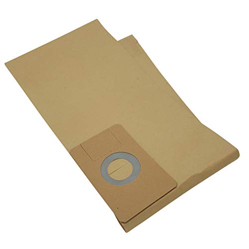Reinica 10 Staubsaugerbeutel für Wap SQ450-21 Saugerbeutel Filtertüten Staubbeutel Papier Beutel