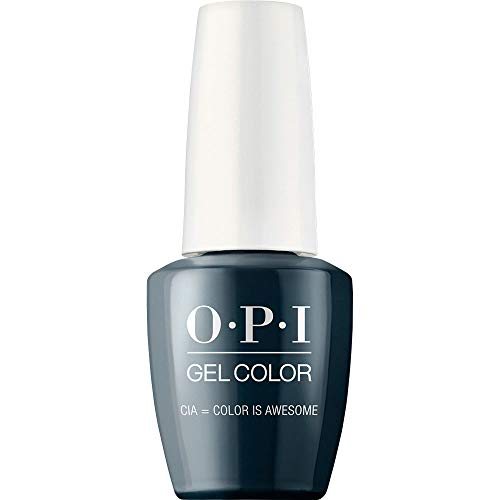 OPI Opi Gel Colour Cia Color Is Awesome Washington D.C