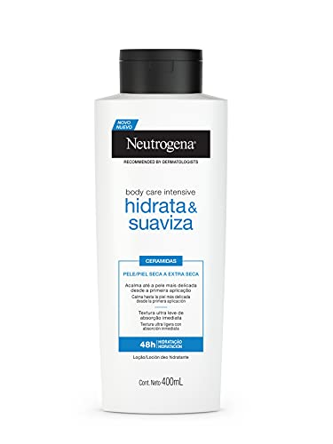 Hidratante Corporal Neutrogena Body Care Intensive Hidrata&Suaviza 400Ml, Neutrogena