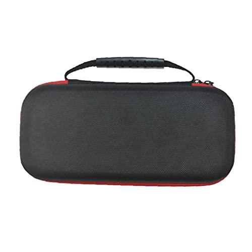 Custodia da stoccaggio portatile, per Nintendo Switch Game Console Hard Shell Shell Travel BAG RED,...