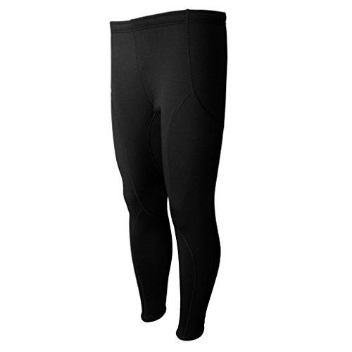 Fenteer Pantalones de Buceo de Neopreno para Piragúismo - XXL
