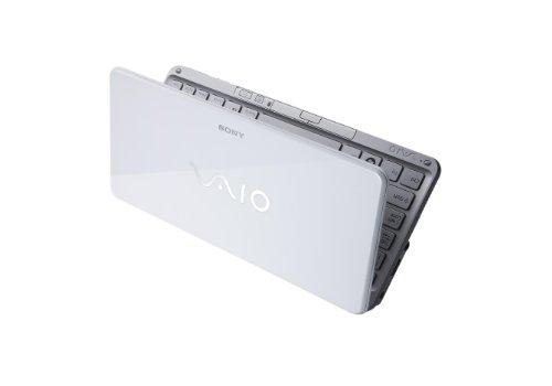 Sony VAIO VGN-P11Z/W Blanco - Ordenador portátil de 8'' (Intel Atom Z520, 2 GB de RAM, 60 GB de Disco Duro)