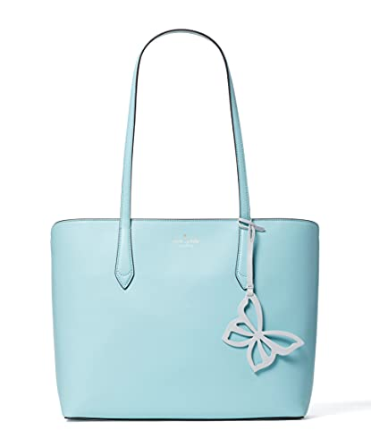 Kate Spade Marlee Leather Tote Bag Purse Handbag (Pool Side)