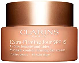 Clarins Extra Firming Day Cream Spf 15 by for Unisex,, 1.7 Oz ()