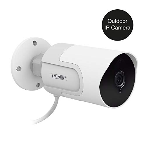 EMINENT E-SmartLife Wireless Full HD IP-camera Outdoor & SD-kaartopname (EM6420)
