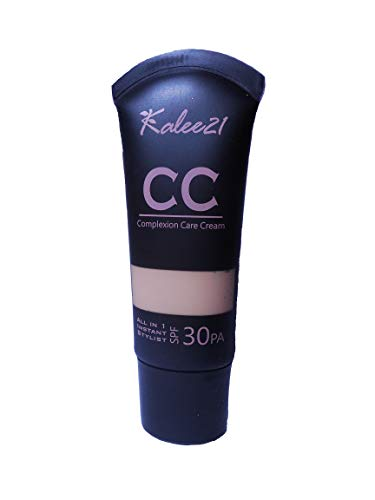 Kalee21 CC Complexion Care Cream natural/nude/ivory 40 ml