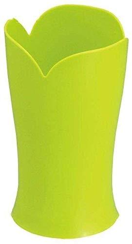 WYJW Office Prullenbak Recycle, Creatieve Garbage Badkamer Kan Prullenbak Thuis Keuken Woonkamer Mini Zonder Deksel Kleine Sneakers (Kleur: Groen)
