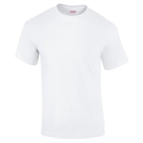 Gildan 2000Ultra T-Shirt Gr. Medium, Weiß - Weiß