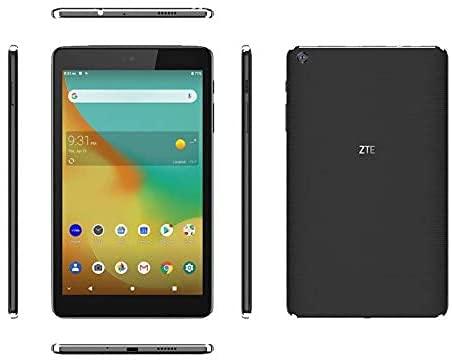 ZTE ZPAD 8 K83V 8' 4G LTE Android HD Display Tablet Wi-Fi Verizon + GSM Unlocked 32GB 8MP Camera