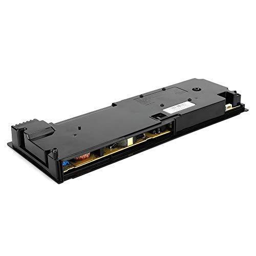 Tonysa Adaptador de Fuente de alimentación N15-160P1A Reemplazo de Unidad de Fuente de alimentación Original Compacto de plástico ABS para Modelos PS4 Slim 2000(Black)