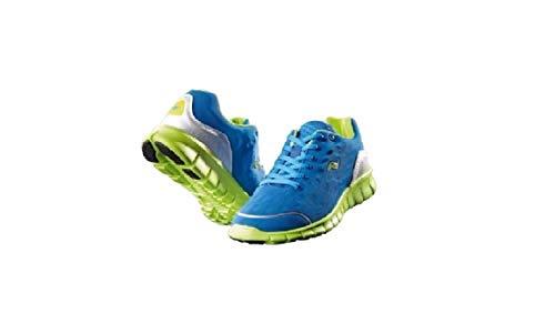 Crivit Damen Laufschuhe Fitness Schuhe Sportschuhe Trainingsschuhe Top Qualität NEU (37 EU, Blau-Grün)
